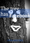 "Book cover ""The tree has Facebook """