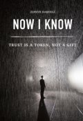 "Book cover ""Now I know"""