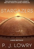 "Book cover ""Stargazers"""