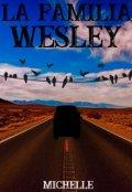 """Portada del libro """"La familia Wesley"""""""