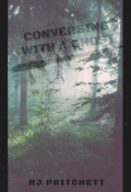 "Book cover ""Conversing With A Ghost"""