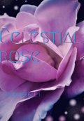 "Book cover ""Celestial rose """
