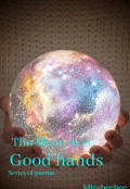 """Book cover """"The moon is in good hands """""""
