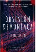 """Portada del libro """"ObsesiÓn DemonÍaca """""""