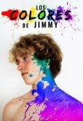 """Portada del libro """"Los Colores de Jimmy"""""""