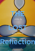 "Book cover ""The lost reflection """