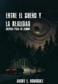 """Portada del libro """"Entre el sueño y la realidad"""""""