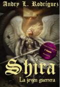"""Portada del libro """"Shira: La joven guerrera"""""""