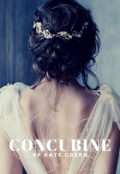 "Book cover ""Concubine"""
