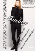 "Book cover ""Tomboy"""