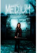 "Portada del libro ""Médium. Espada de hueso"""