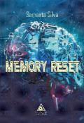 """Portada del libro """"Memory Reset [en LibrerÍas] """""""