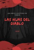 """Portada del libro """"Las hijas del diablo"""""""