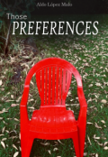"Portada del libro ""Those Preferences"""