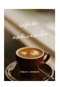 """Portada del libro """"Cafe de Medianoche"""""""