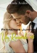 """Portada del libro """"Patinemos Juntos: Un Recuerdo #3 ©"""""""