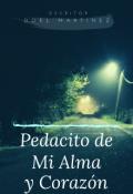 """Portada del libro """"Pedacito de Mi Alma y Corazón (amazon)"""""""