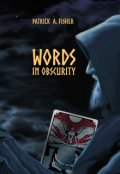 "Book cover ""Words In Obscurity"""