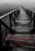 """Portada del libro """"Una noche en el puente"""""""
