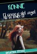 """Portada del libro """"Ronnie: El consejo del ángel de la muerte"""""""