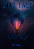 "Book cover ""The Tale We Lived"""
