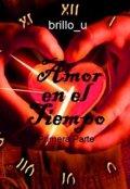 """Portada del libro """"Amor en el Tiempo - Primera Parte."""""""