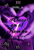 """Portada del libro """"Amor en el Tiempo - Segunda Parte."""""""