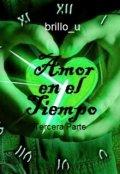 """Portada del libro """"Amor en el Tiempo - Tercera Parte."""""""