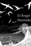"""Portada del libro """"El Ángel Dormido"""""""