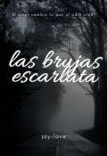 """Portada del libro """"las brujas escarlata"""""""