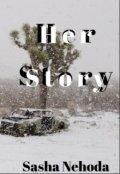 "Book cover ""Her Story"""