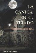 """Portada del libro """"La Canica En El Tejado"""""""