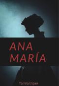 """Portada del libro """"Ana María """""""