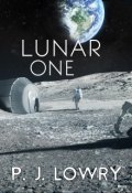 "Book cover ""Lunar One """