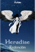 """Portada del libro """"Heradise: Redención"""""""