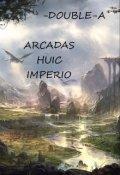 """Book cover """"Arcadas Huic Imperio """""""