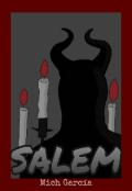 """Portada del libro """"Salem"""""""