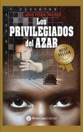 """Portada del libro """"Los privilegiados del azar"""""""