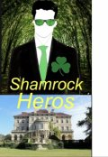 "Book cover ""shamrock heros """