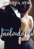 """Portada del libro """"Eres Inolvidable"""""""
