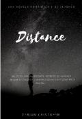 """Portada del libro """"Distance """""""