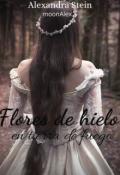 """Portada del libro """"Flores de hielo en tierra de fuego"""""""