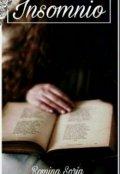 """Portada del libro """"Insomnio"""""""