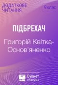 """Обкладинка книги """"Підбрехач"""""""