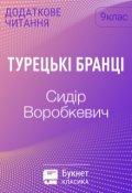 """Обкладинка книги """"Турецькі бранці"""""""