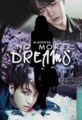"""Portada del libro """"No More Dreams"""""""