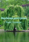 """Обкладинка книги """"Вербичка дністрова"""""""