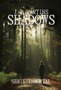"""Portada del libro """"Shadows"""""""