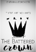 """Book cover """"The Battered Crown"""""""