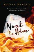 """Portada del libro """"Next to Him"""""""